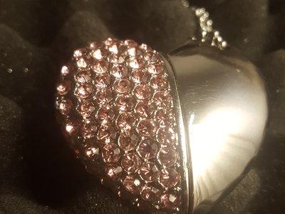 MONDLIXHT - Sparkling rosé USB-Herz